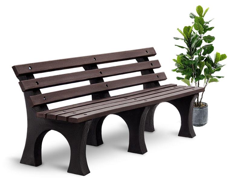 Экологическая скамейка