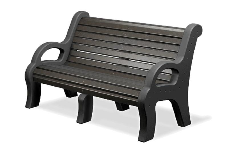 Парковый диван